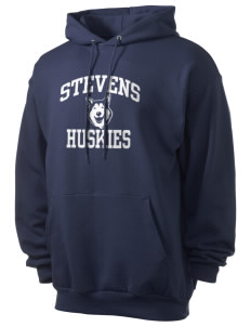 Stevens Elementary School Huskies Men's 7.8 oz Lightweight Hooded Sweatshirt