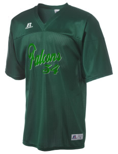 Pine Tree Elementary School Falcons  Russell Men's Replica Football Jersey