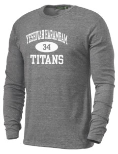 Yeshivah Harambam School Titans Alternative Men's 4.4 oz. Long-Sleeve T-Shirt