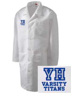 Yeshivah Harambam School Titans Full-Length Lab Coat