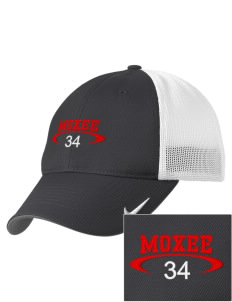 Moxee Elementary School Panthers Embroidered Nike Golf Mesh Back Cap