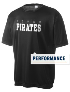Dover Middle School Pirates Men's Competitor Performance T-Shirt