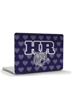 "Holy Rosary Academy Wildcats Apple MacBook Pro 17"" & PowerBook 17"" Skin"