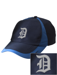 Dollahan Elementary School Dalmations Embroidered Nike Golf Colorblock Cap
