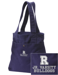 Redlands Adventist Academy Bulldogs Embroidered Alternative The Berkeley Tote