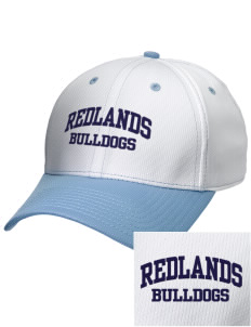Redlands Adventist Academy Bulldogs Embroidered New Era Snapback Performance Mesh Contrast Bill Cap