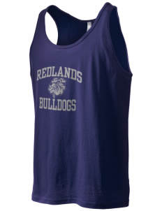Redlands Adventist Academy Bulldogs Men's Jersey Tank
