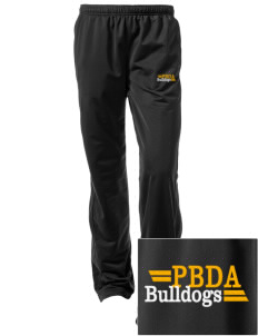 Palm Beach Day Academy Bulldogs Embroidered Women's Tricot Track Pants