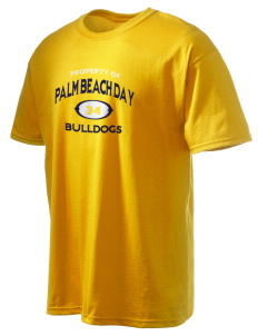 Palm Beach Day Academy Bulldogs Ultra Cotton T-Shirt