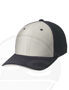 Darlington School Tigers Embroidered M2 Contrast Cap with Puffy 3D Designs