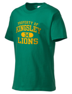 Kingsley Elementary School Lions Kid's Essential T-Shirt