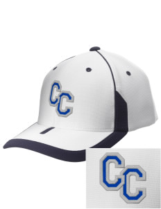 Calvary Christian School Eagles Embroidered M2 Universal Fitted Contrast Cap