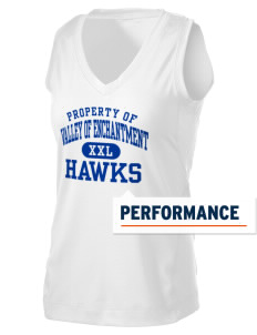Valley Of Enchantment Elementary School Hawks Women's Performance Fitness Tank