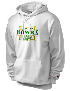 IKM Middle School Hawks Champion Men's Hooded Sweatshirt
