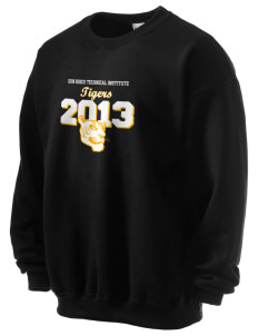 Don Bosco Tech Institute School Tigers Ultra Blend 50/50 Crewneck Sweatshirt