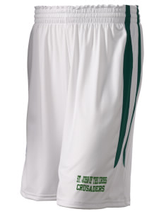 "Saint John Of The Cross School Crusaders Holloway Women's Pinelands Short, 8"" Inseam"