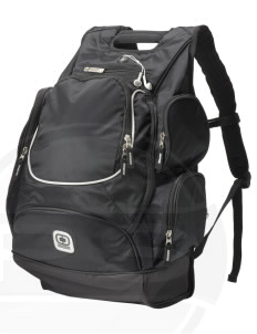 Bayside Community Day School Trojans  Embroidered OGIO Bounty Hunter Backpack