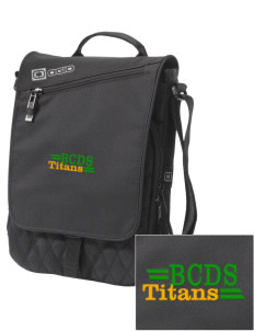 Bayside Community Day School Trojans Embroidered OGIO Module Sleeve for Tablets