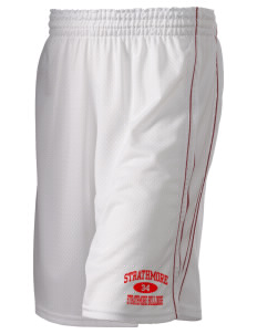 "Strathmore Middle School Strathmore Bulldogs Holloway Women's Piketon Short, 8"" Inseam"