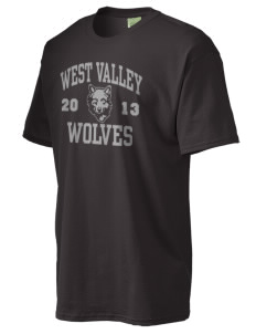 West Valley Middle School Wolves Men's Essential T-Shirt