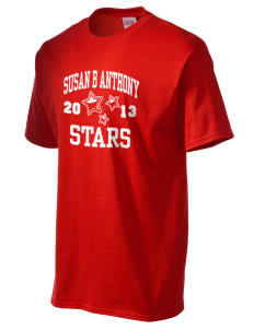 Susan B Anthony Elementary School Stars Men's Essential T-Shirt