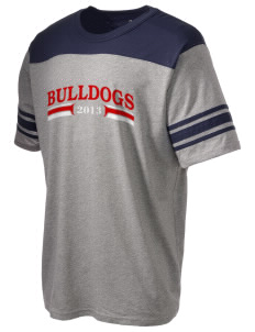 Highland Park Intermediate School Bulldogs Holloway Men's Champ T-Shirt