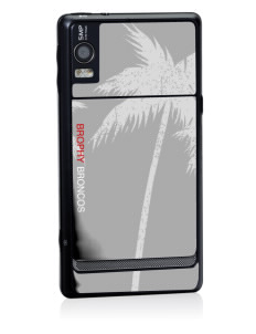 Brophy College Preparatory School Broncos Motorola Droid 2 Skin