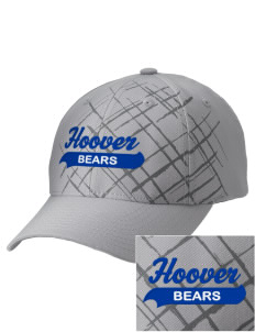 Hoover Elementary School Bears Embroidered Mixed Media Cap