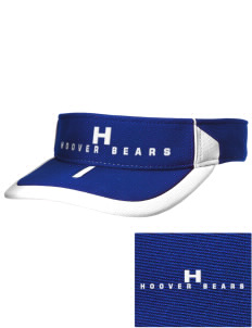 Hoover Elementary School Bears Embroidered M2 Sideline Adjustable Visor
