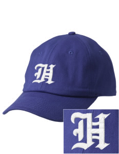 Hoover Elementary School Bears Embroidered Champion 6-Panel Cap