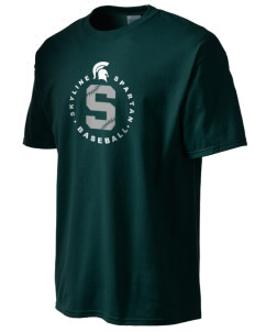 Skyline High School Spartans Men's Essential T-Shirt