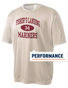 Fisher's Landing Elementary School Mariners Men's Competitor Performance T-Shirt
