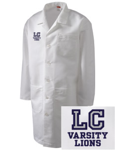 Lyons Creek Middle School Lions Full-Length Lab Coat
