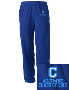 Cairo-Durham Middle School Mustangs Embroidered Holloway Men's Flash Warmup Pants