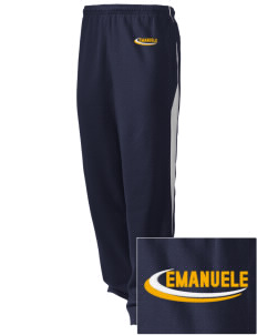 Emanuele Elementary School Dragons Embroidered Holloway Men's Pivot Warm Up Pants