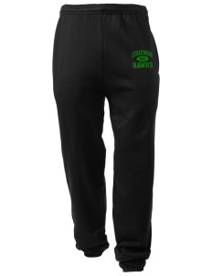 Cedarwood Elementary School Hawks Sweatpants with Pockets