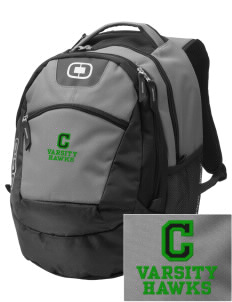 Cedarwood Elementary School Hawks Embroidered OGIO Rogue Backpack