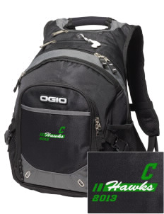 Cedarwood Elementary School Hawks Embroidered OGIO Fugitive Backpack