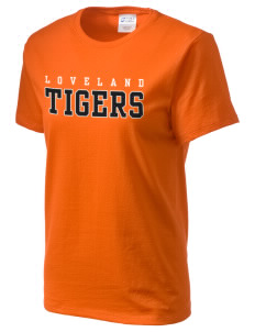 Loveland Elementary School Tigers Women's Essential T-Shirt