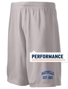 "Maysville Elementary School Panthers Holloway Men's Speed Shorts, 9"" Inseam"