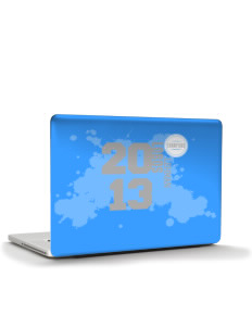 "Lehman High School Lobos Apple Macbook Pro 17"" (2008 Model) Skin"