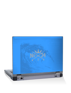 "Lehman High School Lobos 10"" Laptop Skin"