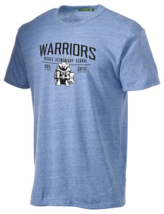 Wickes Elementary School Warriors Alternative Men's Eco Heather T-shirt