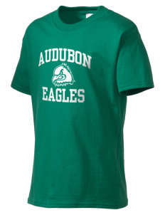 Audubon Junior High School Eagles Kid's Essential T-Shirt
