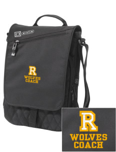 Reed Middle School Wolves Embroidered OGIO Module Sleeve for Tablets