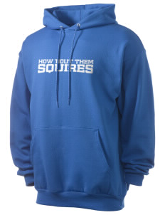 Sylvan Middle School Squires Men's 7.8 oz Lightweight Hooded Sweatshirt