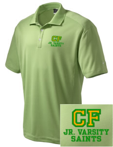Clyde Fischer Middle School Saints Embroidered Nike Men's Dri-Fit Classic Polo