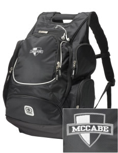 McCabe Elementary School Crusaders  Embroidered OGIO Bounty Hunter Backpack