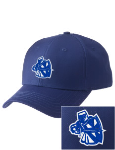 McCabe Elementary School Crusaders  Embroidered New Era Adjustable Structured Cap