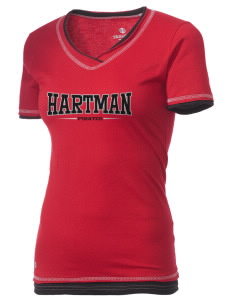 Hartman Middle School Pirates Holloway Women's Dream T-Shirt
